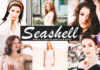 Free Seashell Lightroom Preset