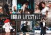 Free Urban Lifestyle Lightroom Preset