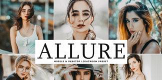 Free Allure Lightroom Preset