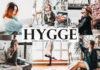 Free Hygge Lightroom Preset