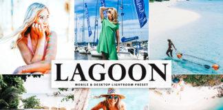 Free Lagoon Lightroom Preset