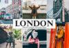 Free London Lightroom Preset