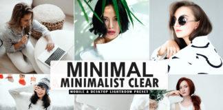 Free MINIMAL Minimalist Clear Lightroom Preset