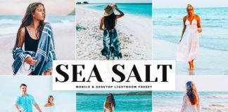 Free Sea Salt Lightroom Preset