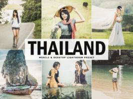 Free Thailand Lightroom Preset