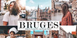 Free Bruges Lightroom Preset