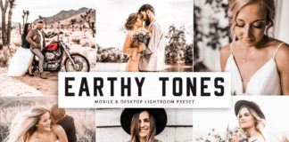 Free Earthy Tones Lightroom Preset