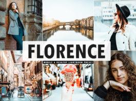 Free Florence Lightroom Preset