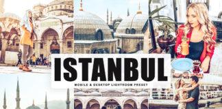 Free Istanbul Lightroom Preset