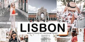 Free Lisbon Lightroom Preset