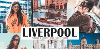 Free Liverpool Lightroom Preset