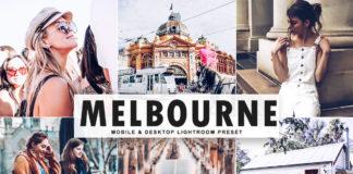 Free Melbourne Lightroom Preset