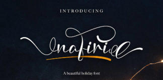 Free Nafiri Calligraphy Font