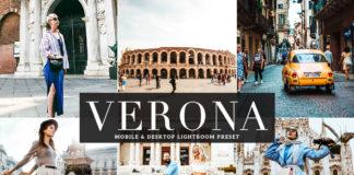 Free Verona Lightroom Preset