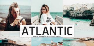 Free Atlantic Lightroom Preset