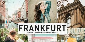 Free Frankfurt Lightroom Preset