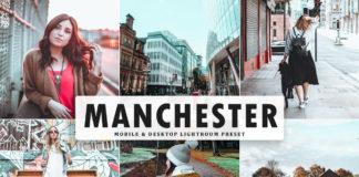 Free Manchester Lightroom Preset