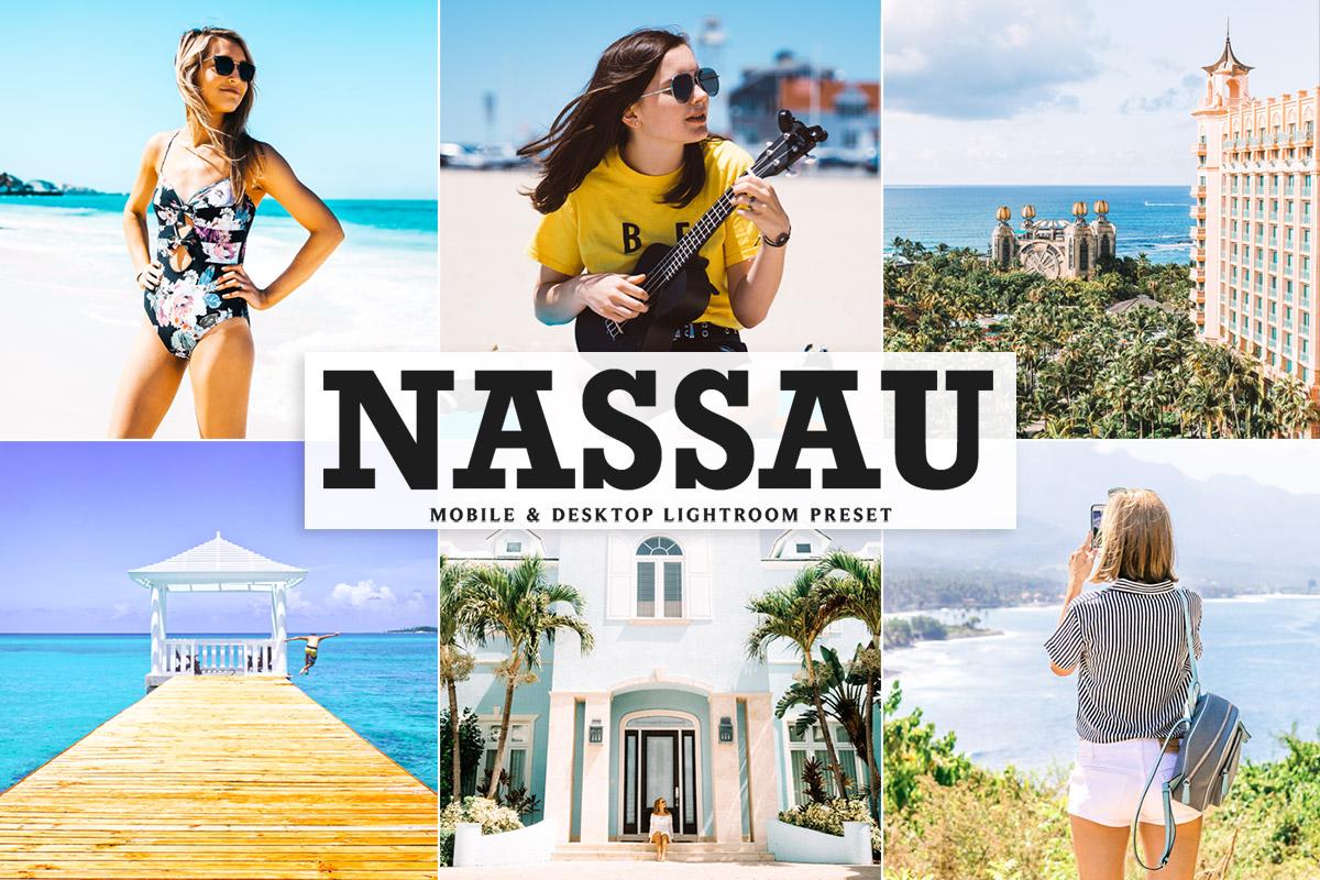 Free Nassau Lightroom Preset