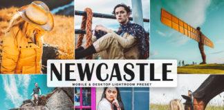 Free Newcastle Lightroom Preset