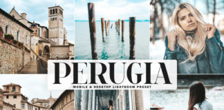 Free Perugia Lightroom Preset