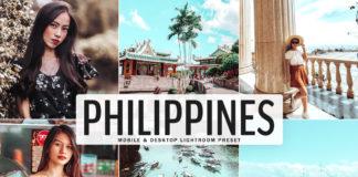Free Philippines Lightroom Preset