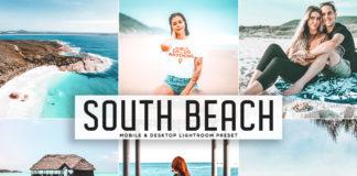 Free South Beach Lightroom Preset