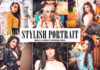 Free Stylish Portrait Lightroom Preset