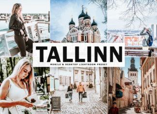 Free Tallinn Lightroom Preset