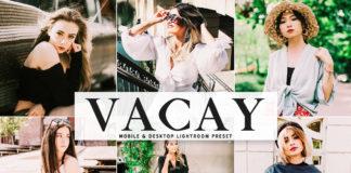 Free Vacay Lightroom Preset