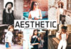 Free Aesthetic Lightroom Preset V2