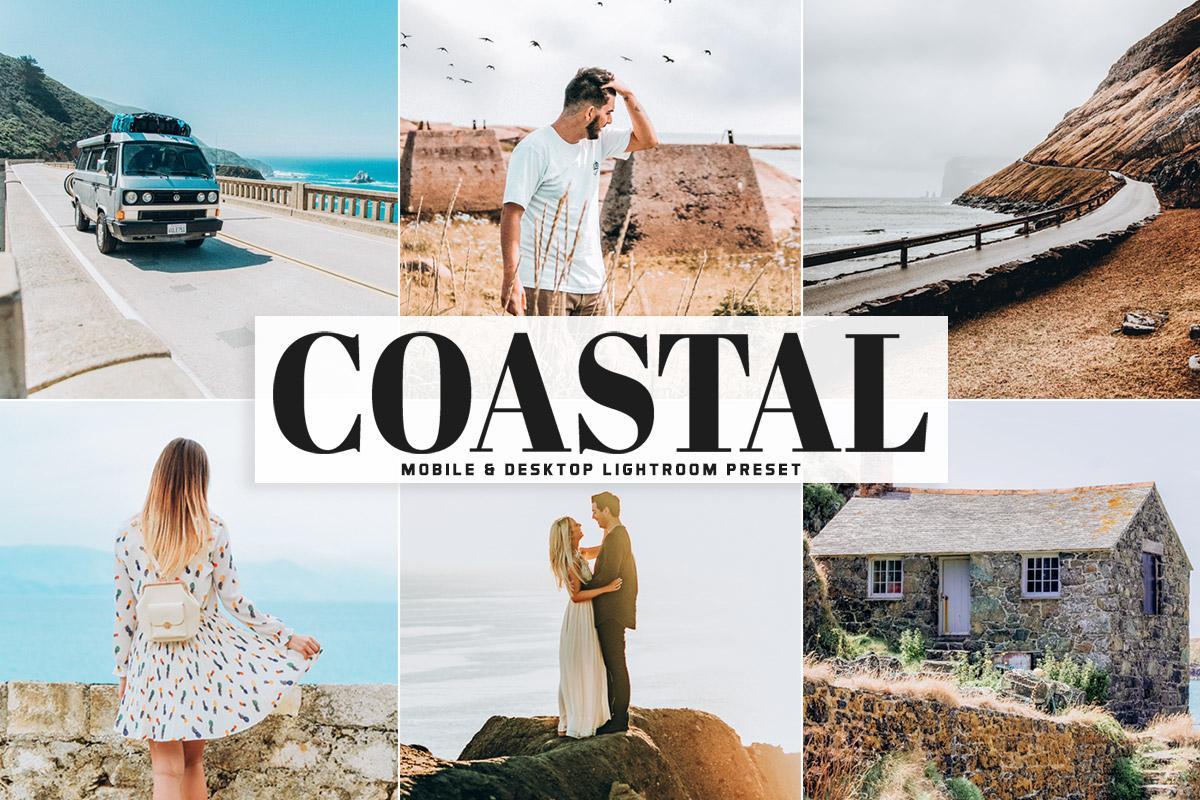 Free Coastal Lightroom Preset