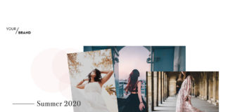 Free Fashion Lookbook Template