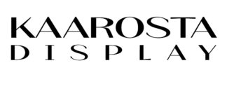 Free Kaarosta Display Font Family