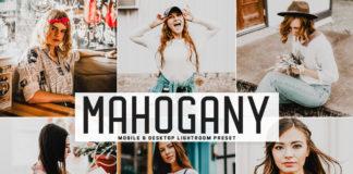 Free Mahogany Lightroom Preset