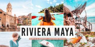 Free Riviera Maya Lightroom Preset