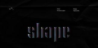 Free Shape Neo Futurism Typeface