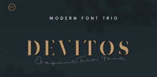 Free Devitos Serif Font