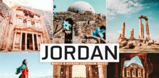 Free Jordan Lightroom Preset