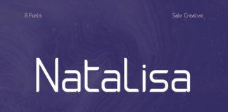 Free Natalisa Sans Serif Font