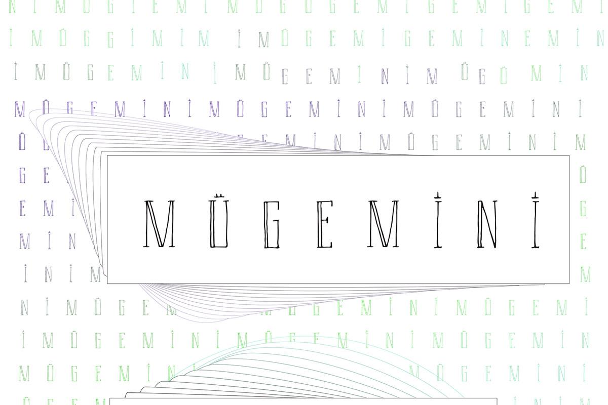 Free Mugemini Display Font