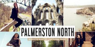 Free Palmerston North Lightroom Preset