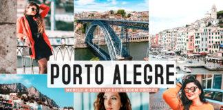 Free Porto Alegre Lightroom Preset