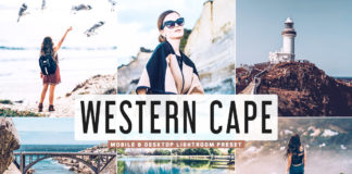 Free Western Cape Lightroom Preset