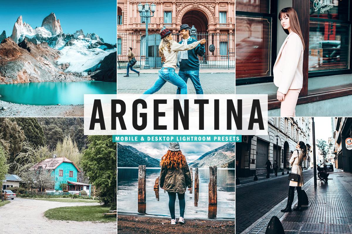 Free Argentina Lightroom Preset