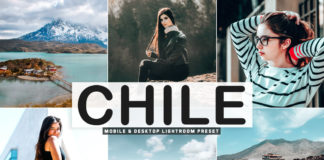 Free Chile Lightroom Preset
