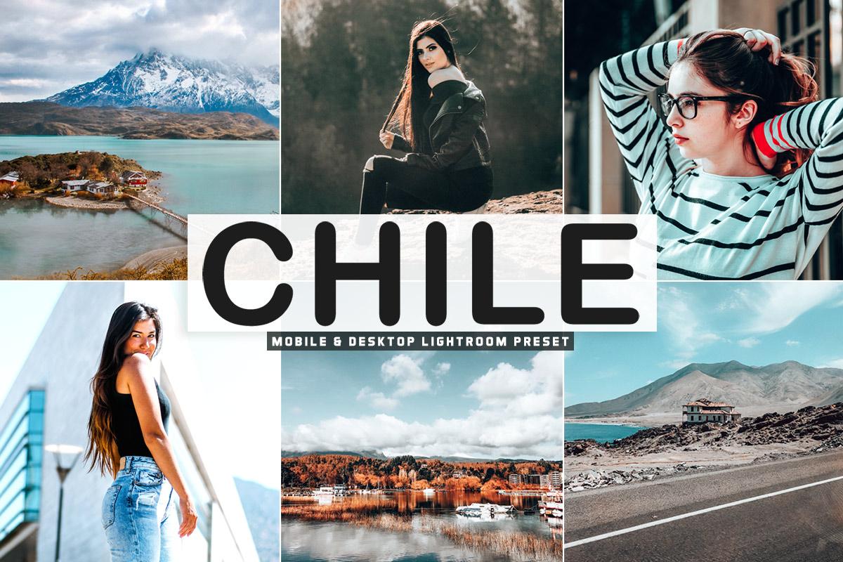 Free Chile Lightroom Preset