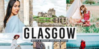 Free Glasgow Lightroom Preset