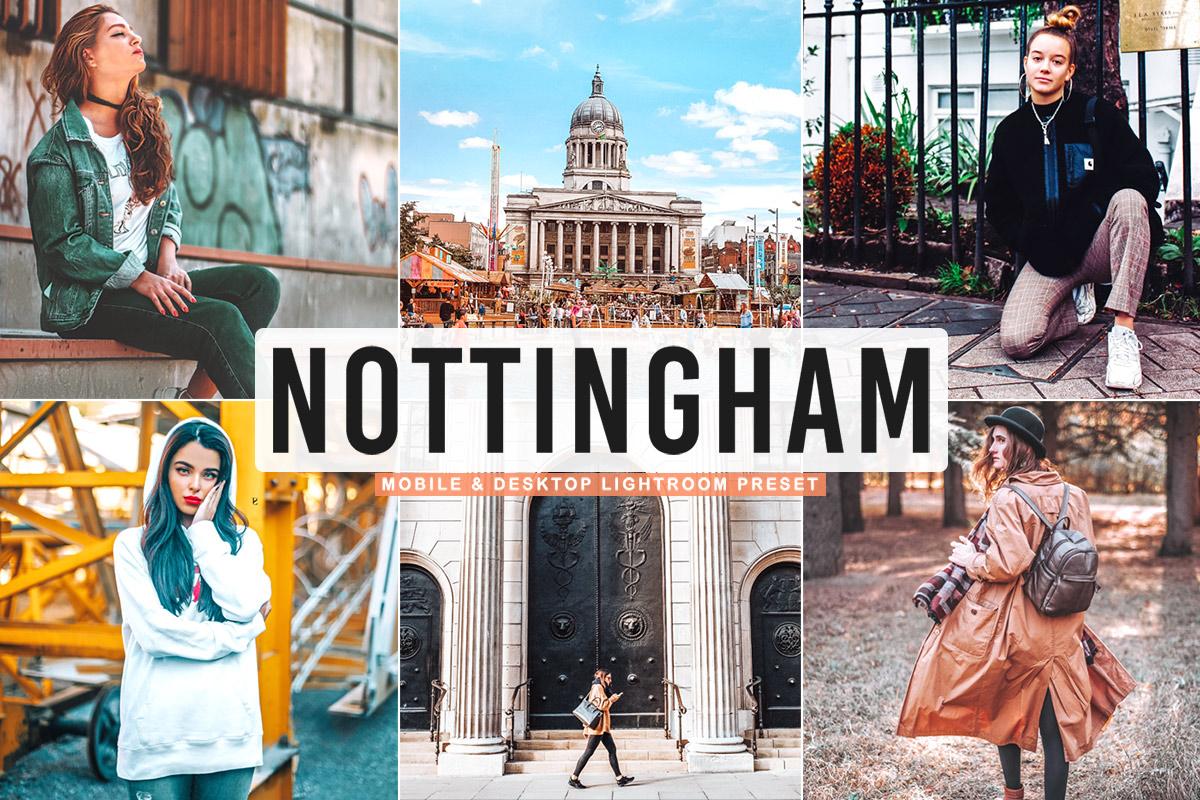 Free Nottingham Lightroom Preset