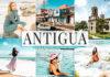 Free Antigua Lightroom Presets