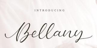 Free Bellany Script Font